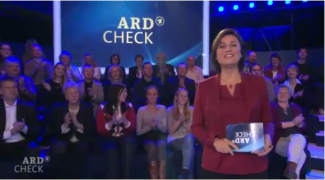 ARD Check in Hamburg