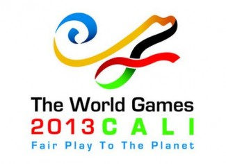 Logo World Games Cali