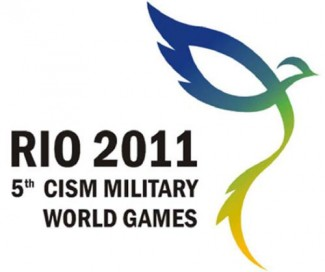 Logo 5. Military World Games in Brasilien