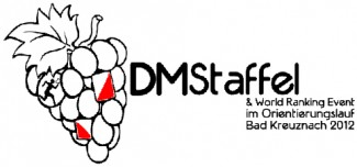 Logo DM-Staffel 2012