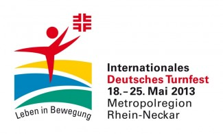 Logo Internationales Deutsches Turnfest