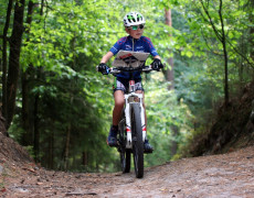 Mountainbike Orienteering